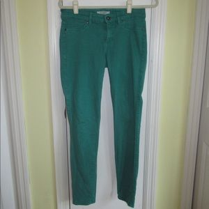 Green RICH & SKINNY Jeans